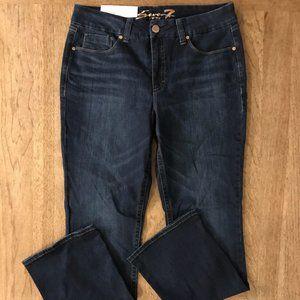 Seven7 Tummyless Slim Bootcut Jeans 16